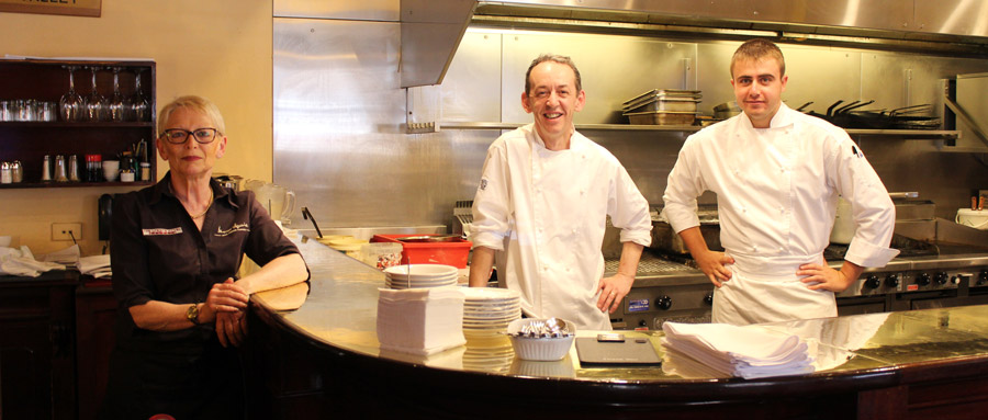 The London Hotel Restaurant Chefs